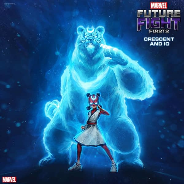 Marvel to Publish One-Shots Based on Future Fight Video Game Characters