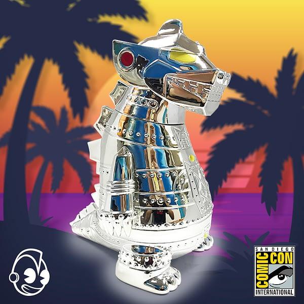 Kidrobot SDCC Exclusives: Spongebob, Aggretsuko, Godzilla, and More