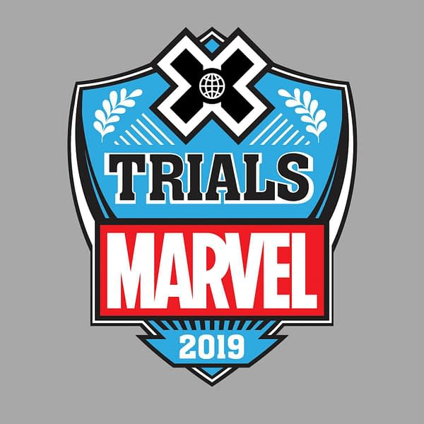 Marvel Goes X-Treme With X-Games Obstacle Course