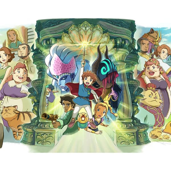 """""""Ni No Kuni: Wrath of the White Witch"""" Is Getting Remastered"""