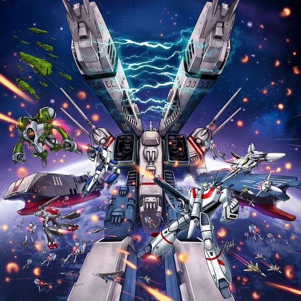"""Robotech: The Macross Saga"" Just Got A Tabletop RPG"