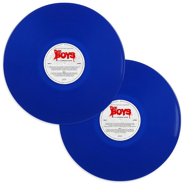 The Boys Vinyl Mondo