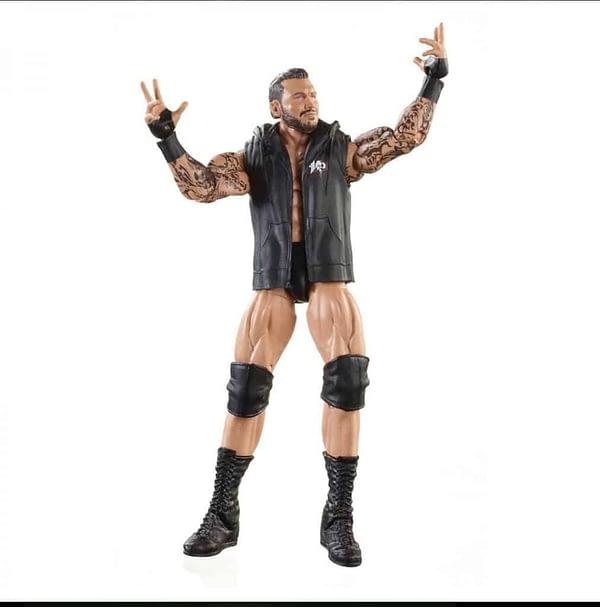 Mattel WWE Elite 67 Randy Orton