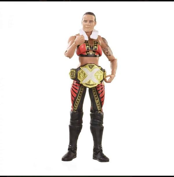 Mattel WWE Elite 67 Shayna Baszler