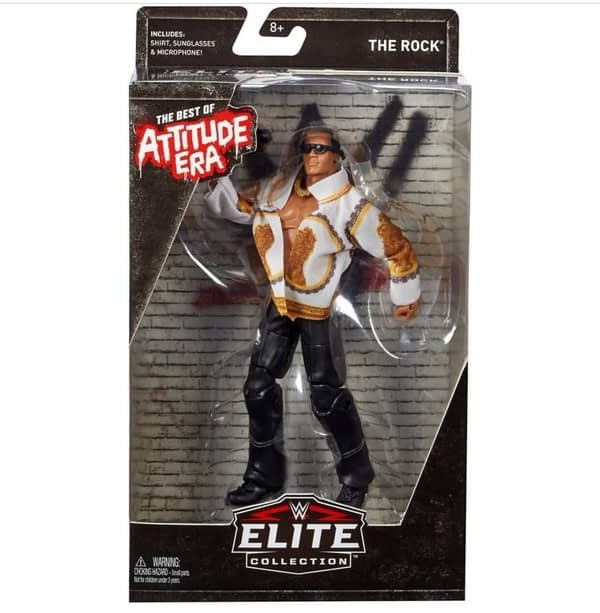 New WWE Mattel Elite Hall of Champions, SummerSlam, and