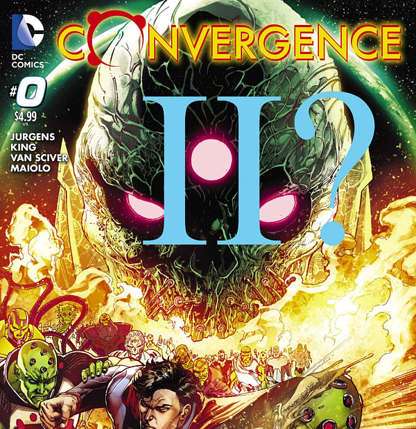DC Launches a Two-Month Gap in Their Comics in 2020 - A Kind of Convergence II