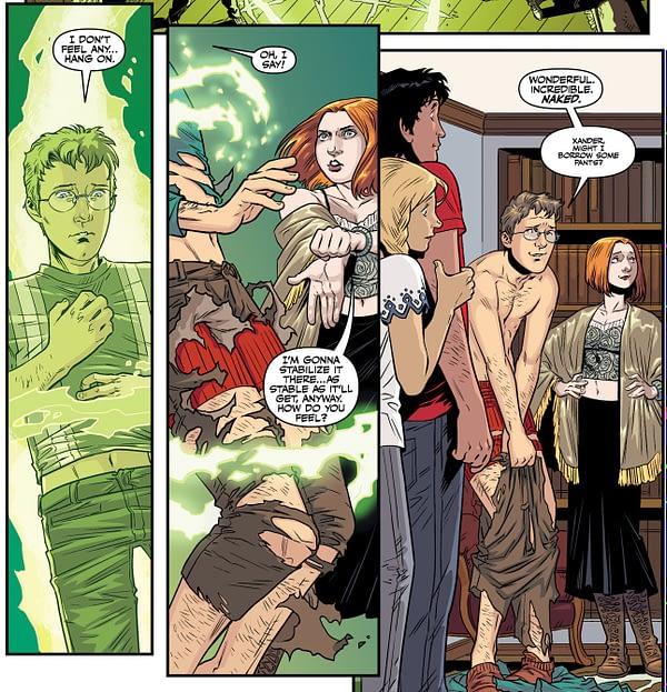 Buffy the Vampire Slayer Season 10 019-005