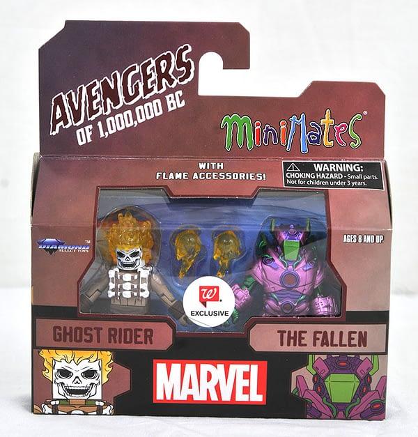 Avengers 1,000,000 Minimates Packaged 2