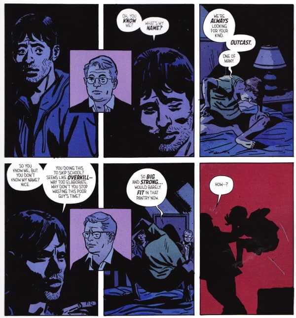 38 Thoughts About 38 Comics - Outcast, Saga, Trees, Chew ...
