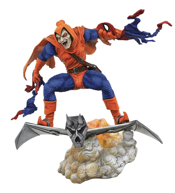 Hobgoblin Statue Diamond Select Toys
