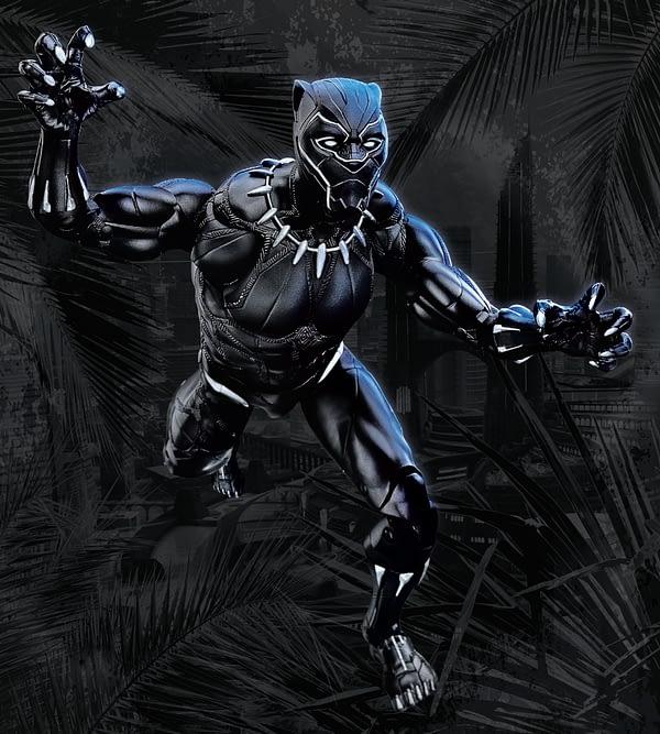 MARVEL LEGENDS SERIES 12-INCH BLACK PANTHER Figure (2)