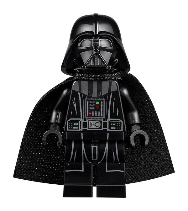 LEGO Star Wars Betrayal at Cloud City 9