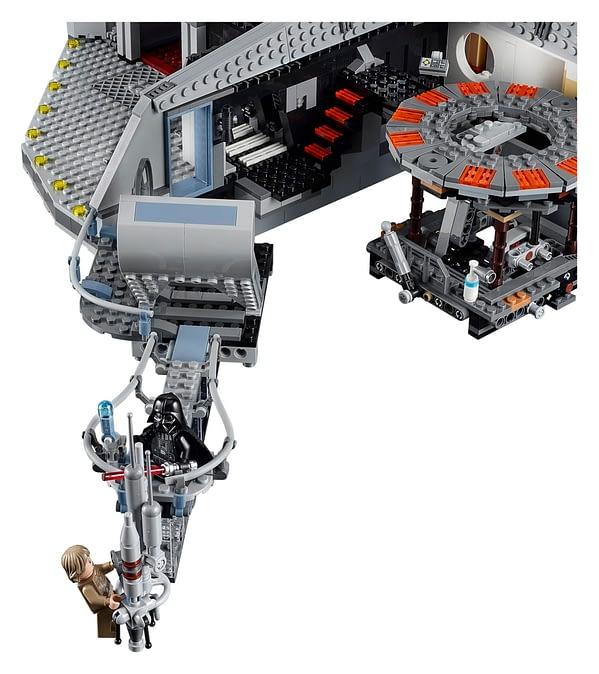 LEGO Star Wars Betrayal at Cloud City 5