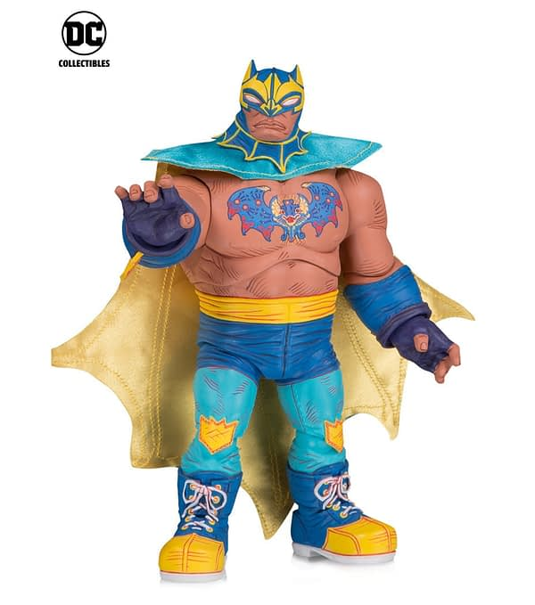 DC Collectibles DC Lucha Libre Figures 2
