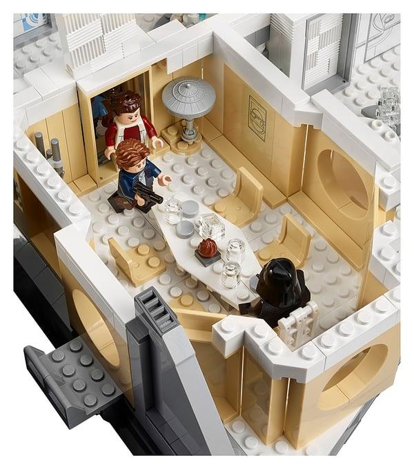 LEGO Star Wars Betrayal at Cloud City 3