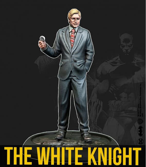 Knight Models Set to Release More 'Dark Knight' Miniatures