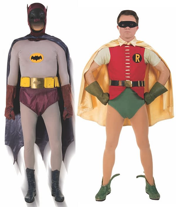 How Much Would You Pay to Wear Batman's 50-Year-Old Underwear?