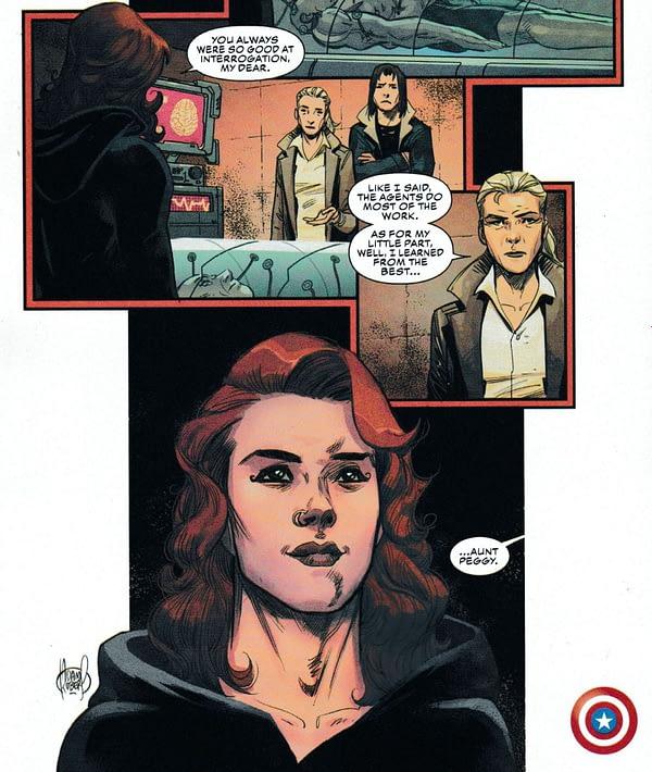 Captain America No More (Again)    But Could (MAJOR SPOILER
