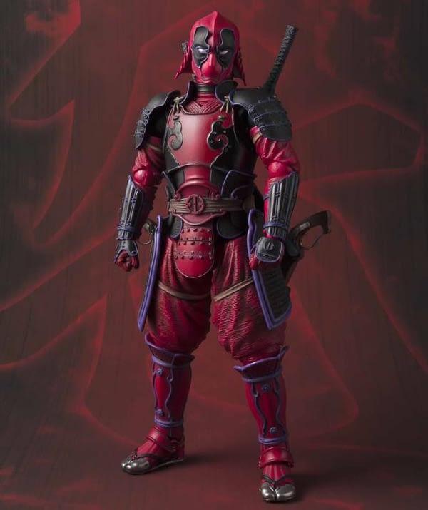 Deadpool figure