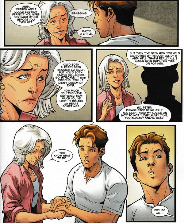 One More Day for Amazing Spider-Man #29