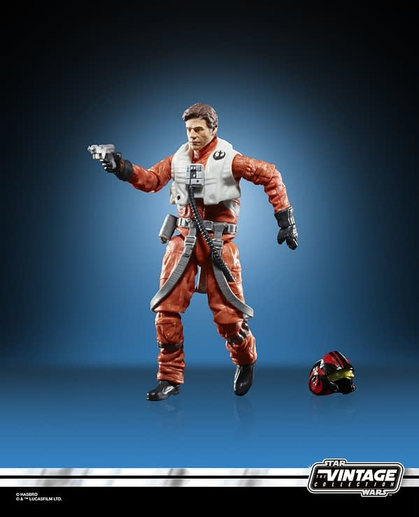 Star Wars The Vintage Collection Poe Dameron Figure (2)