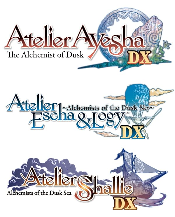 """Atelier Dusk Trilogy Deluxe Pack"" Heads West In 2020"