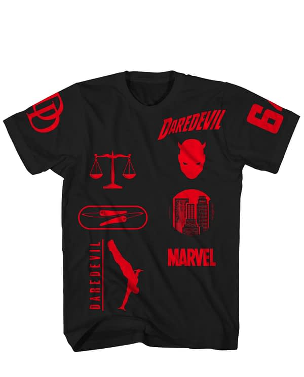 Daredevil T-shirt_Mad Engine_Hot Topic