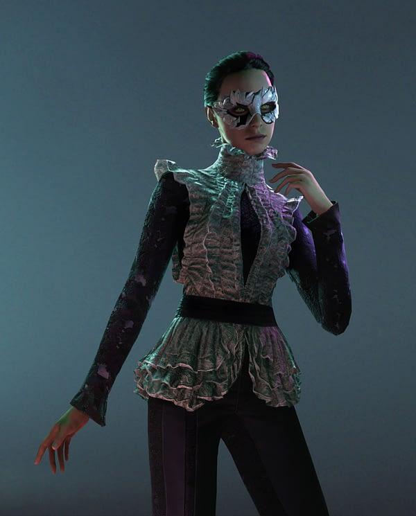 Vampire: The Masquerade - Bloodlines 2 Unveils the Malkavian Clan