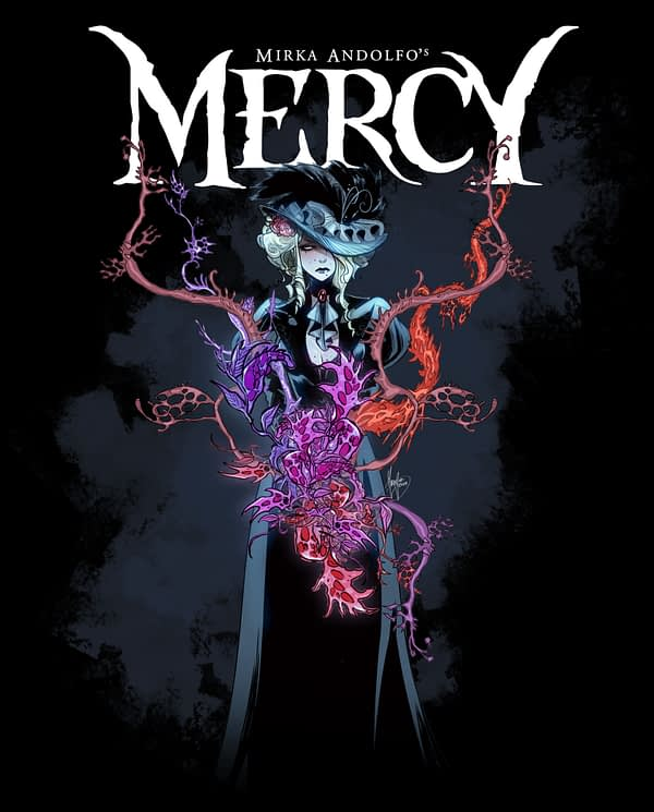 Mirko Andolfo' New Comic Series, Mercy, Launches in November