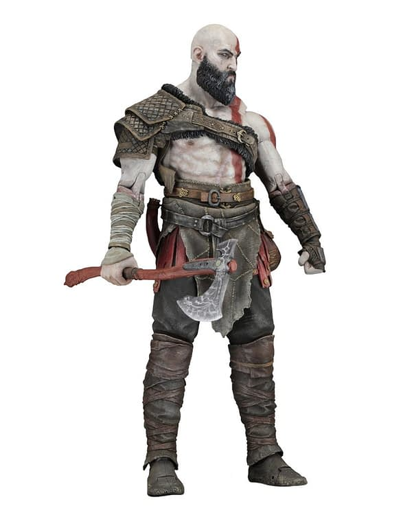 NECA God of War Kratos 3