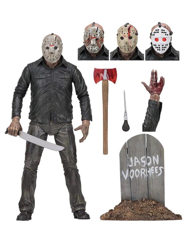 NECA Friday the 13th Part 5 Jason 2