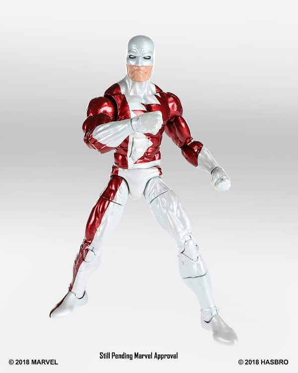 Marvel Legends Guardian Figure