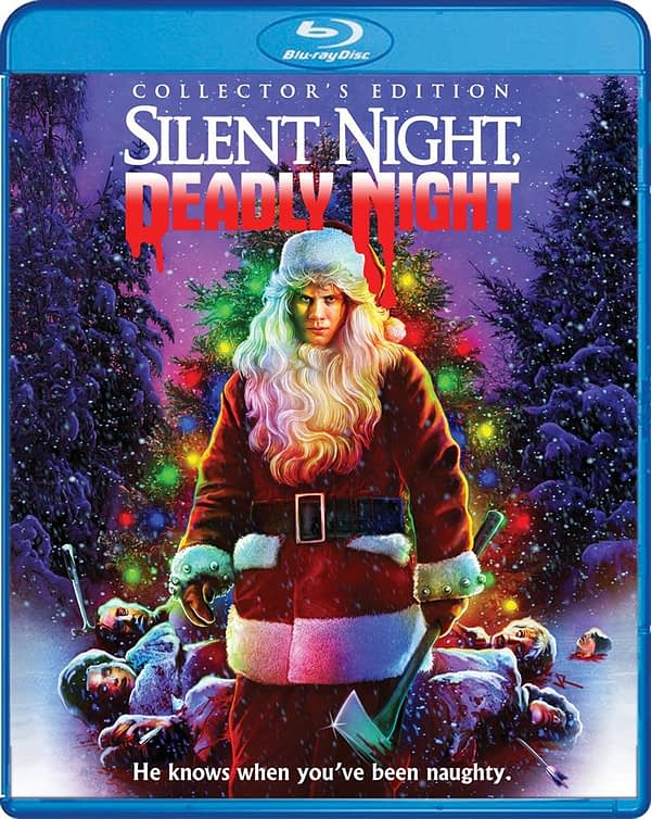 Scream Factory Silent Night Deadly Night