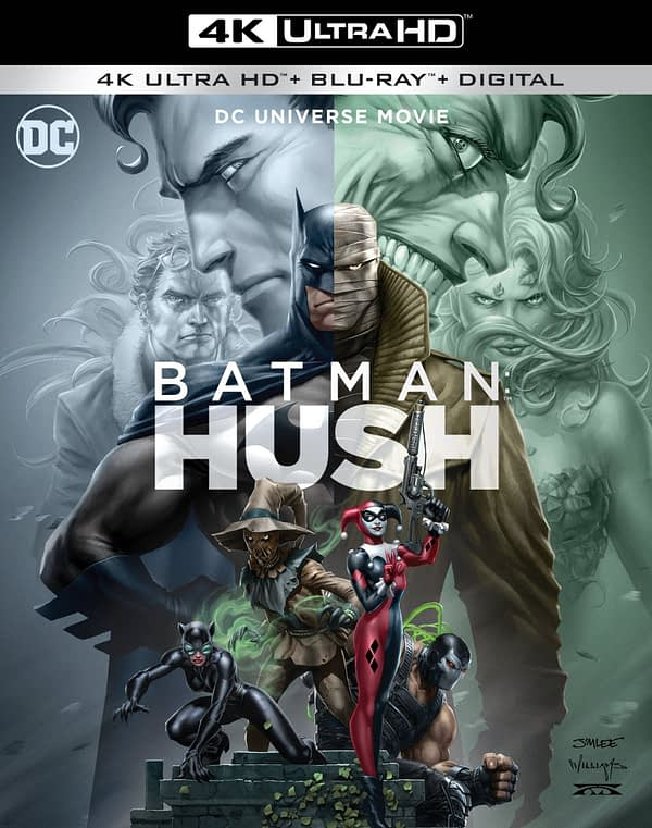 Warner Bros. Pictures Releases Trailer for Animated 'Batman: Hush' Film