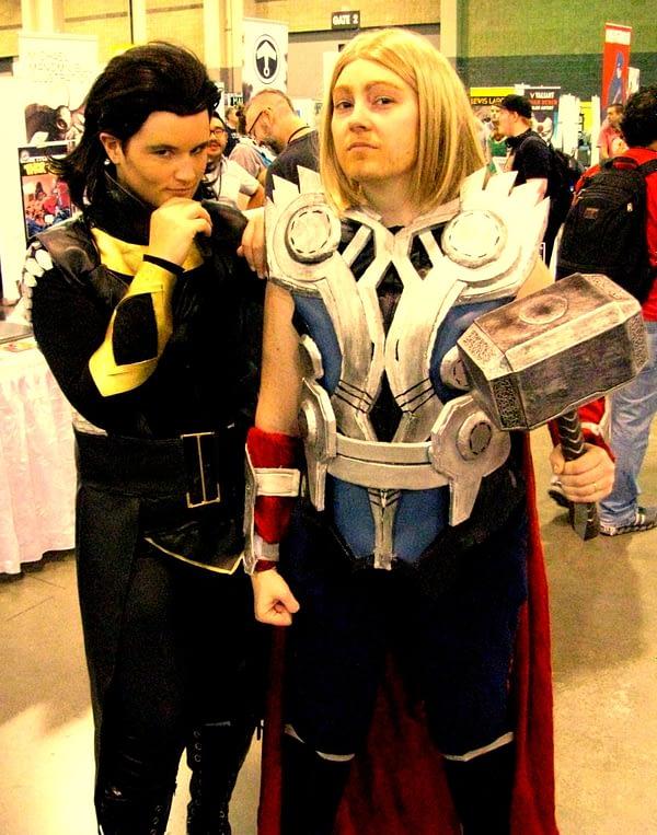 Gender Asgardians