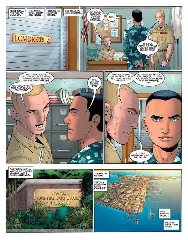Watch Out Lois Lane, Frank Miller's Clark Kent is Still an Awful Boyfriend (Superman Year One #2 Spoilers)