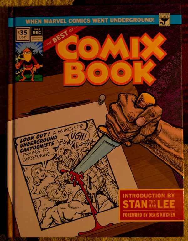 11 Best Of Comix Book