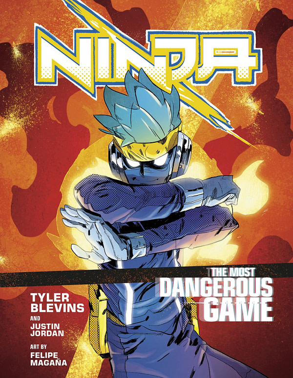 Ninja Is Getting His Own Graphic Novel With Ten Speed Press