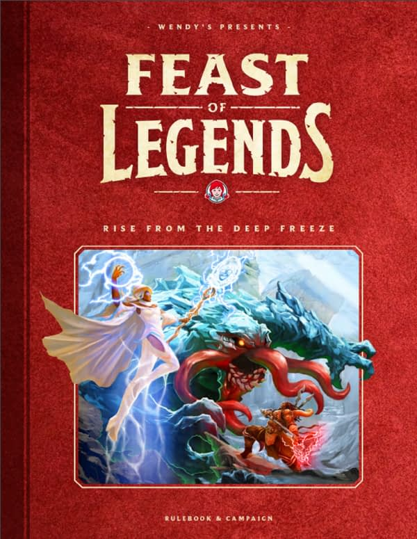 Wendy's Launched Their Own RPG Campaign At NYCC