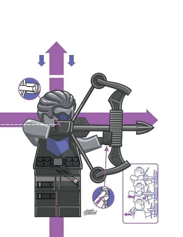 marvel lego variants hawkeye