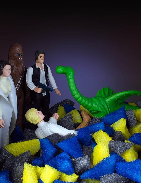 Star Wars Gentle Giant Dianoga Jumbo Figure 2