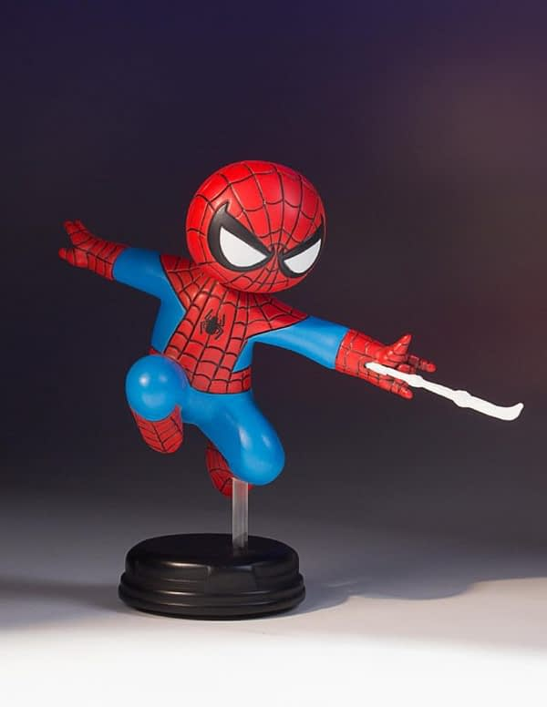 Gentle Giant Marvel Animated Spider-Man Exclusive SDCC 5