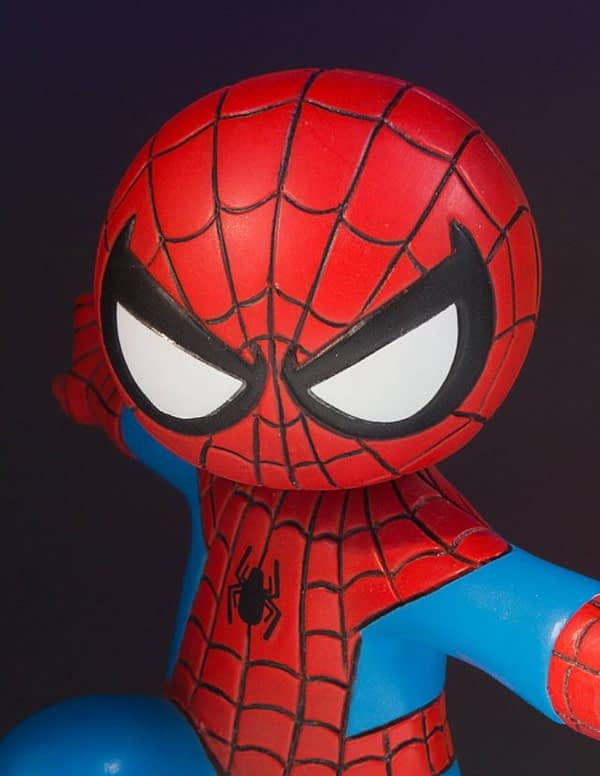 Gentle Giant Marvel Animated Spider-Man Exclusive SDCC 2