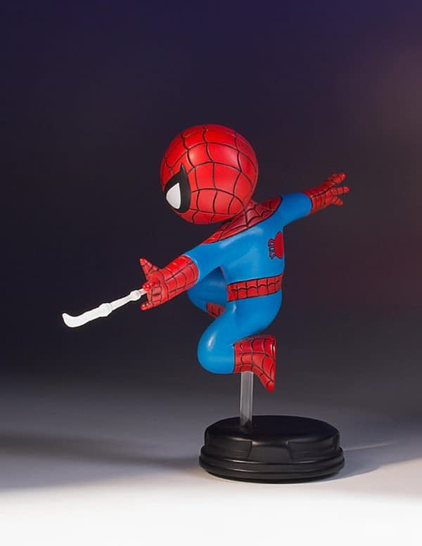 Gentle Giant Marvel Animated Spider-Man Exclusive SDCC 4