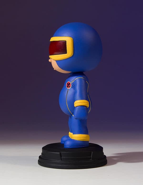 Cyclops Marvel Animated Statue 3