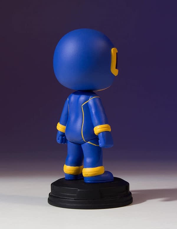 Cyclops Marvel Animated Statue 5