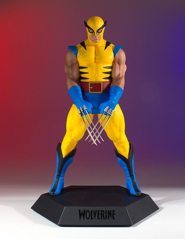 Wolverine 74 Statue Gentle Giant 2