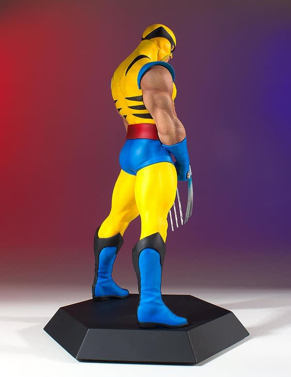 Wolverine 74 Statue Gentle Giant 4