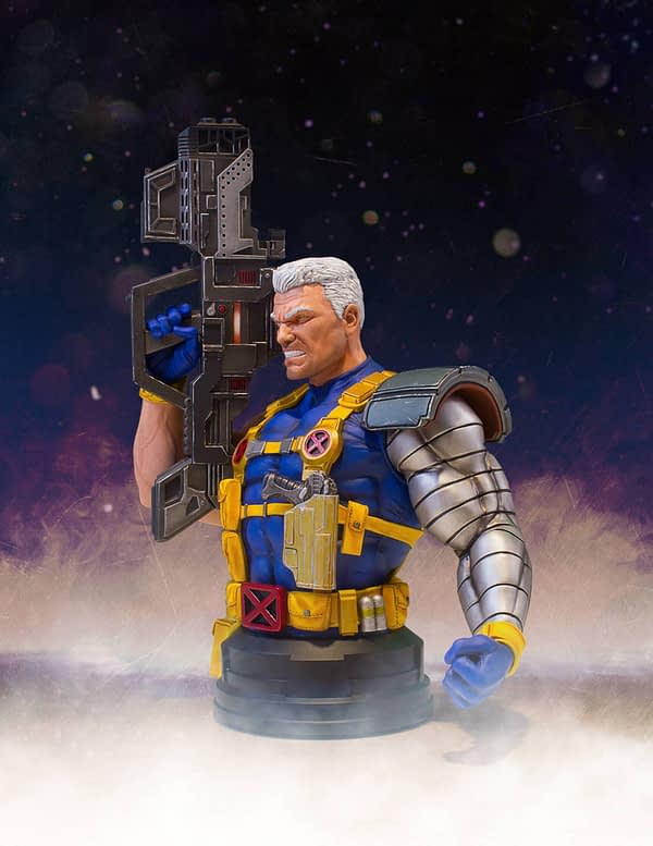 Gentle Giant Cable Bust 2
