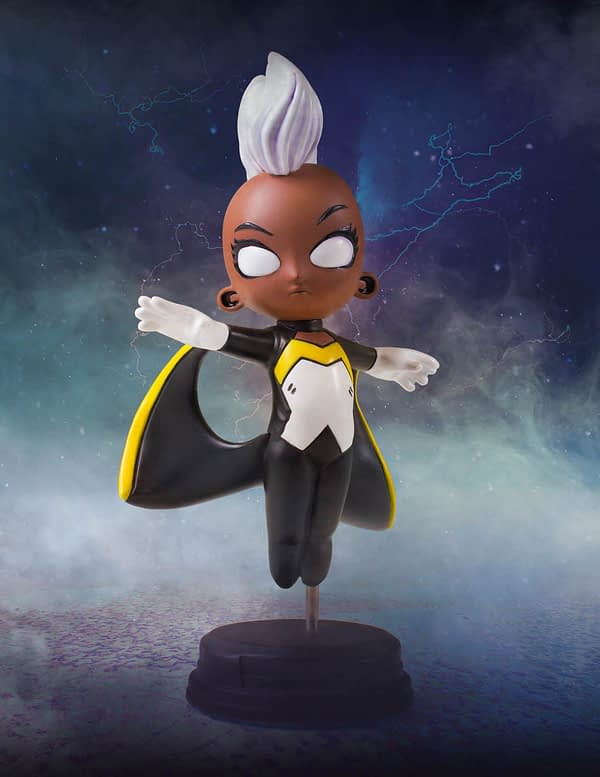 Gentle Giant Marvel Animated Storm Statue 1
